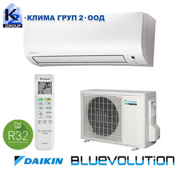 Daikin Comfora FTXP 35 M - BLUEVOLUTION R32 А++