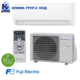 Fuji Electric RSG18KLCA R32 A++
