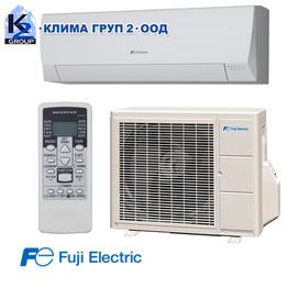 Fuji Electric RSG12LLCC А+ с включен стандартен монтаж