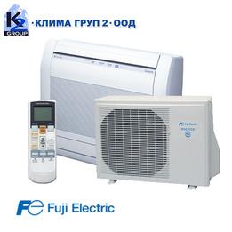 Подов климатик Fuji Electric RGG14LVCA А++