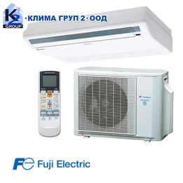 Подово-таванен климатик Fuji Electric RYG24LVTA А+