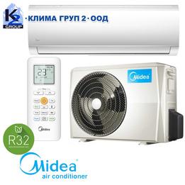Midea MA-18NXD0-I BLANC A++