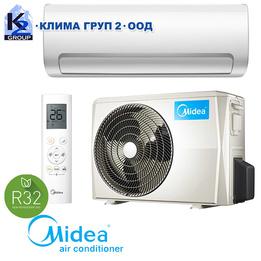 Midea MB-09N8D6-I MISSION II A++