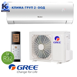 Gree FAIRY GWH24ACE-K6DNA1A 24000 BTU A++