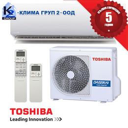 TOSHIBA DAISEKAI 8 RAS-B16G2AVP A++
