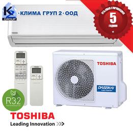 TOSHIBA DAISEKAI 9 RAS-10PKVPG A+++ Хиперинверторен