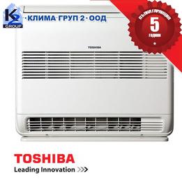 Подов климатик TOSHIBA RAS-B10J2FVG-E A++