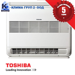 Подов климатик TOSHIBA RAS-B13UFV A++