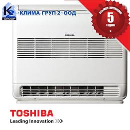 Подов климатик TOSHIBA RAS-B10U2FGV-E1 A+