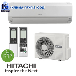 Hitachi PERFORMANCE RAK-35RPD А++ R32