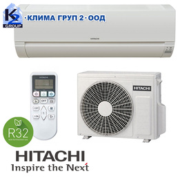 Hitachi DODAI RAK-25PED A+ R32