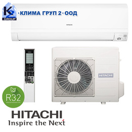 Hitachi SERVER RAK-50PPD А++ R32