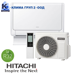 Подов климатик Hitachi SHIROKUMA RAF-25RXB A+ R32