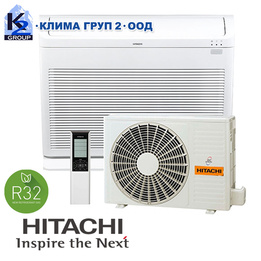 Подов климатик Hitachi PERFORMANCE RAF-35RPA A+ R32