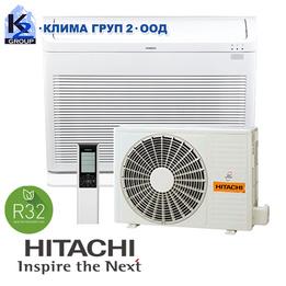 Подов климатик Hitachi PERFORMANCE RAF-50RPA A+ R32