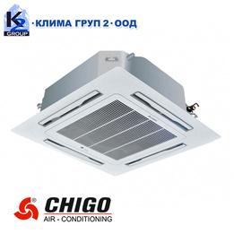 Касетъчен климатик CHIGO CCA-24HVR1 А+