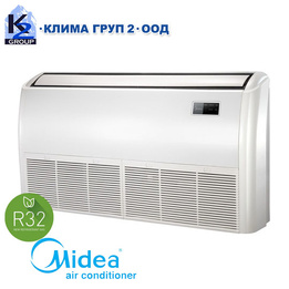 Подово-таванен климатик Midea MUE-24FNXD0 A+ R32