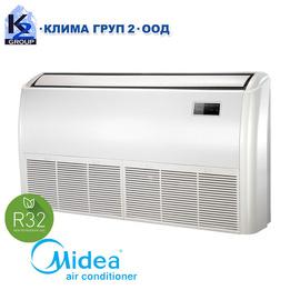 Трифазен Подово-таванен климатик Midea MUE-48FNXD0 A+ R32