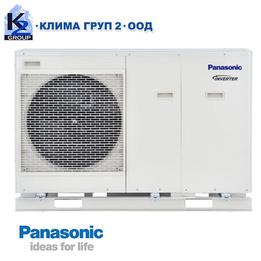 Моноблок термопомпи Panasonic Aquarea MDF / MDC