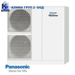 Моноблок термопомпи Panasonic Aquarea MDF / MDC - трифазни