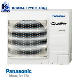 Сплит термопомпа Panasonic Aquarea WF / WC - трифазни