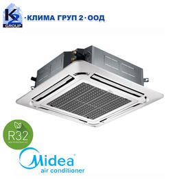 Трифазен касетъчен климатик Midea MCD-36FNXD0 А+ R32
