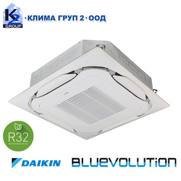 Касетъчен климатик Daikin FCAG140B-RZAG140MV1 Alpha A++ R32