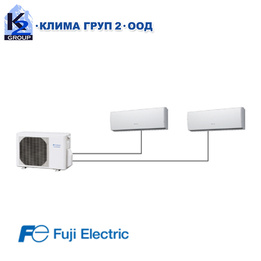 Мулти сплит система Fuji Electric ROG18LAC2