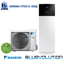 Термопомпа Daikin Altherma 3 EHVX 08S23D6V-ERGA 08DV A+++ R32