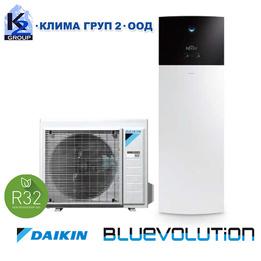 Термопомпа Daikin Altherma 3 EHVX08S23D9W-ERGA 06DV A+++ R32