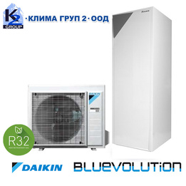 Термопомпа Daikin Altherma EHVX04S18CB3V/ERLQ004CV3 A++ R32