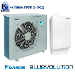 Хибридна термопомпа Daikin Altherma EVLQ08CV3-EHYHBX08AV3/EHYKOMB33AA3 А++