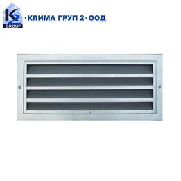 Вентилационни решетки за външен монтаж VJR & NJR