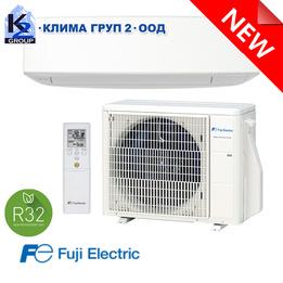 Fuji Electric RSG07KETA Pearl White A++ R32