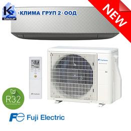 Fuji Electric RSG09KETA-B Silver A++ R32