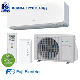 Fuji Electric RSG07KGTB Хиперинверторен R32 A+++