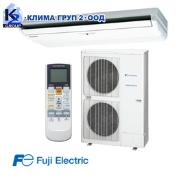 Трифазен таванен климатик Fuji Electric RYG36LRTA А++