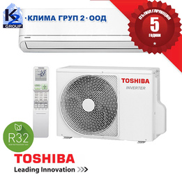 TOSHIBA SHORAI PREMIUM RAS-B13J2KVRG-E A++ R32