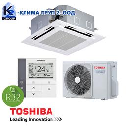 Касетъчен климатик TOSHIBA RAV-RM1401UTP-E A++ R32