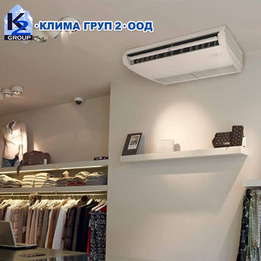 Таванни климатици
