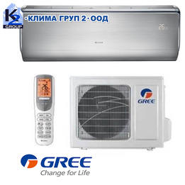 Gree U-CROWN Silver GWH09UB-K6DNA4A 9000 BTU A++